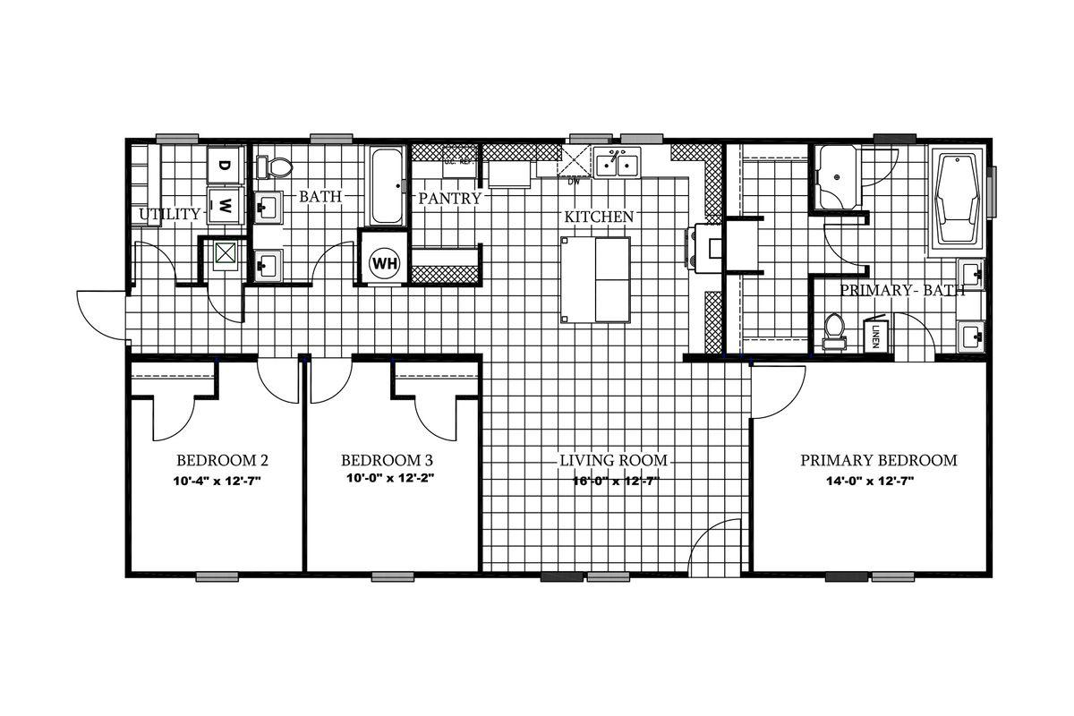 Jade floorplan